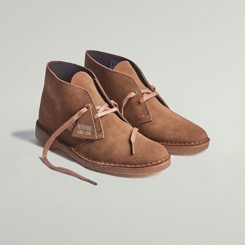 Mens originals- cola suede desert boot