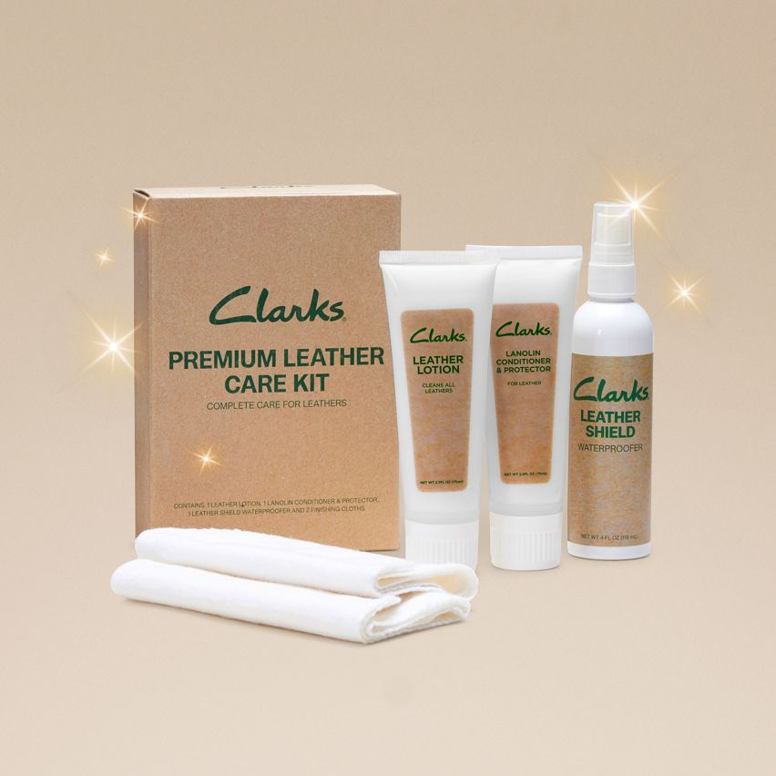 Leather Gifting Kit, Shop Shoe Care
