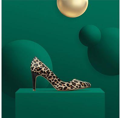 Click here to shop women's heels