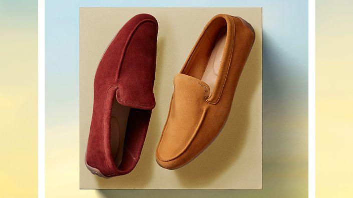 Reazor Plain - Mens Loafers
