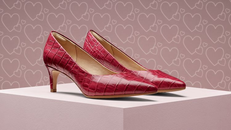Clarks Valentines Day Collection