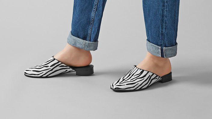 Pure Blush Zebra Print