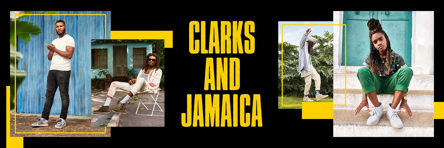 Clarks and Jamaica | See the Clarks and Jamaica Documentary