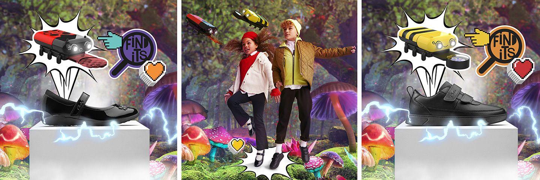 Shop Kids School Shoes