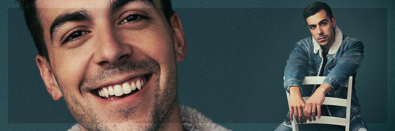 Frankie Cena close up