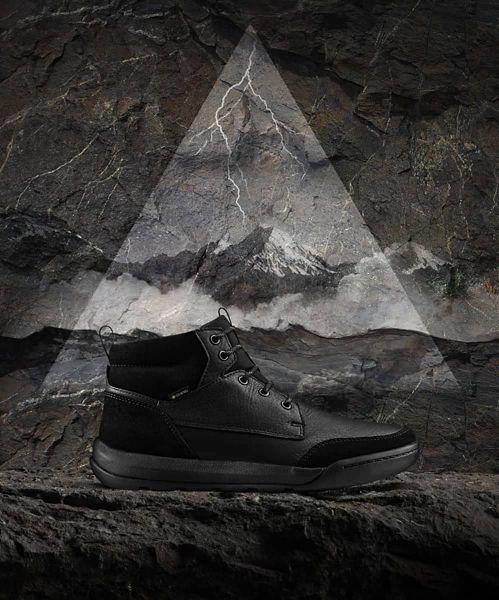 Shop Ashcombe Hi GORE-TEX Black Warmlined Leather