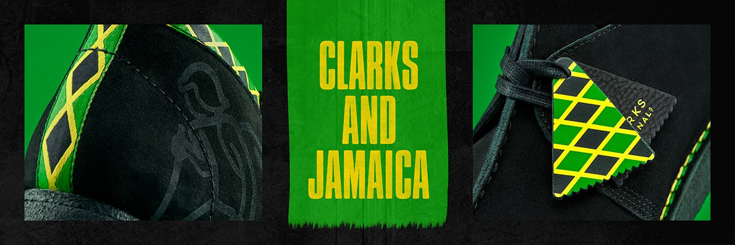 Clarks and Jamaica | See the Clarks and Jamaica Feature