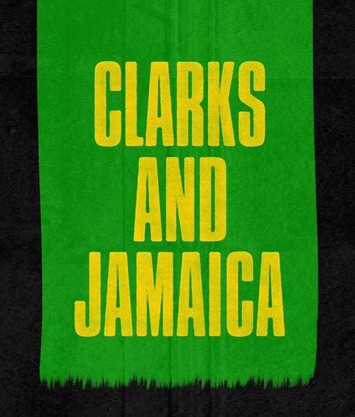 Clarks and Jamaica