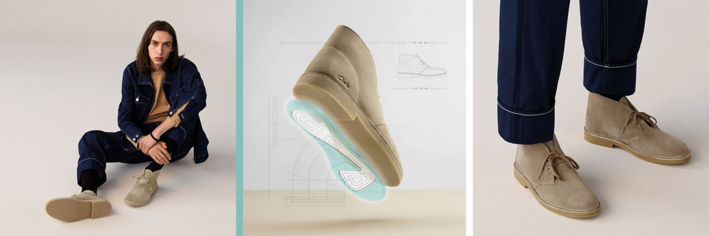 Shop Mens Desert Boot 2