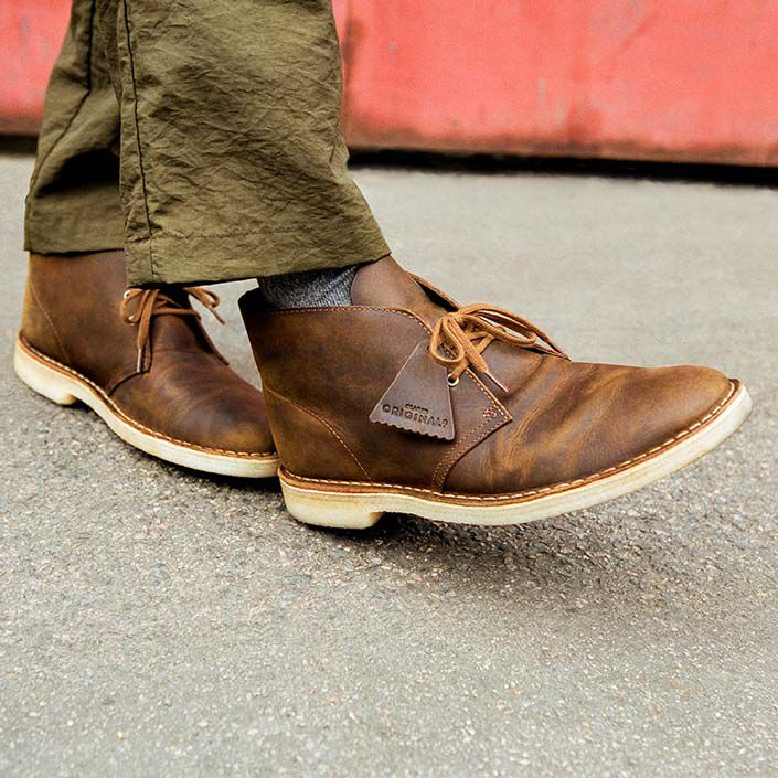 Clarks Originals | Iconic. Authentic. Individual. | Clarks