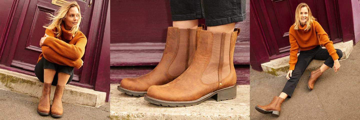 Clarks Shoes Online | 20% Off Boots Now On
