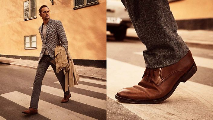 Chaussures must have Homme