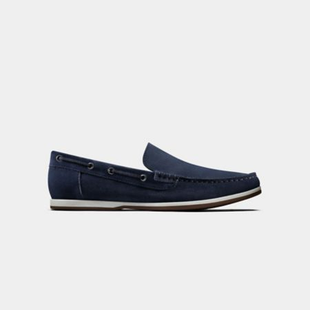 Morven Sun Shoes in Navy