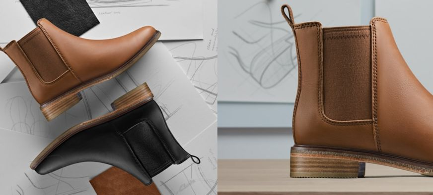 Women's Clarkdale Arlo boots
