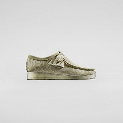 Wu Wear Wallabee Sand