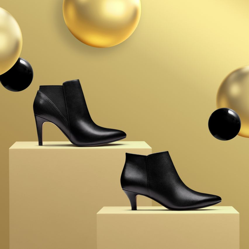 Shop Womens Heeled Boots