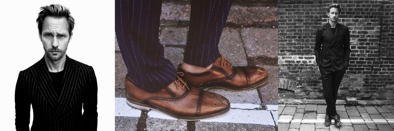 Oliver Limit Mens Dress Shoe in Tan