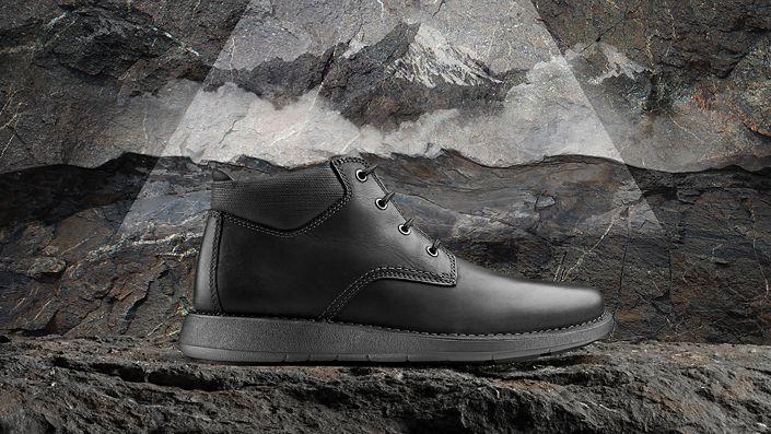 mens boot- un larvik top 2 boot in black