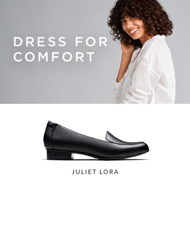 Dress For Comfort