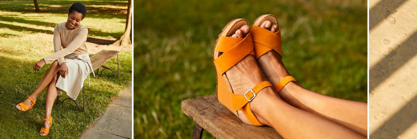 Flex Sun - Womens Wedges