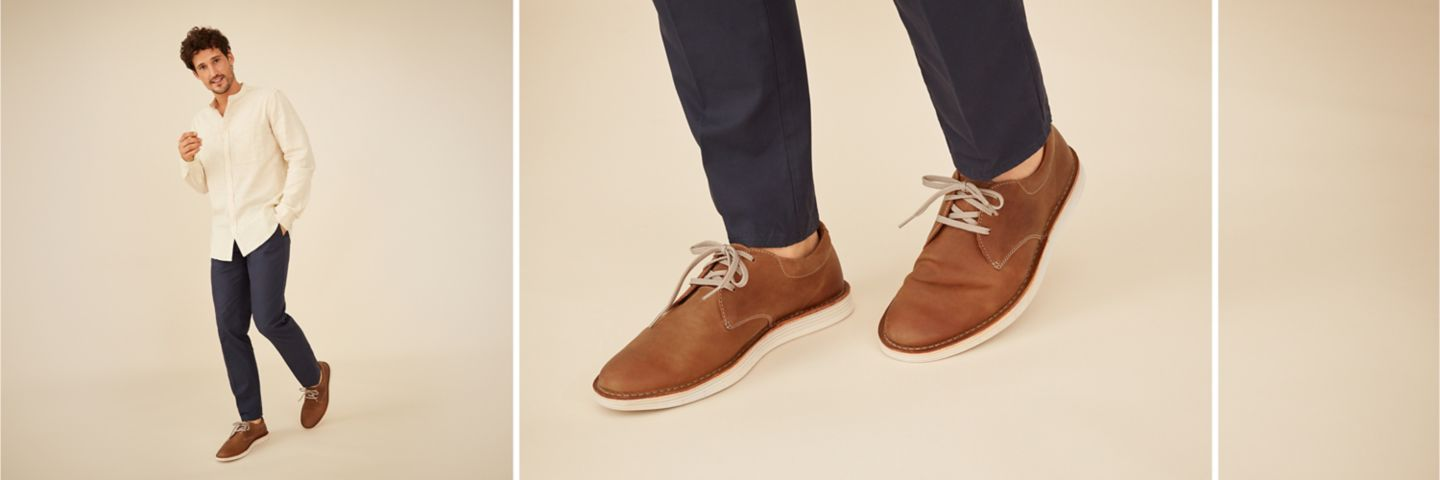 Forge Vibe - Mens Casual Shoes