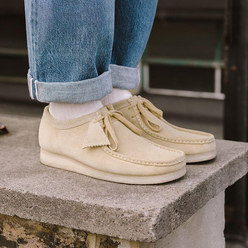 Shop Mens Wallabee Boots