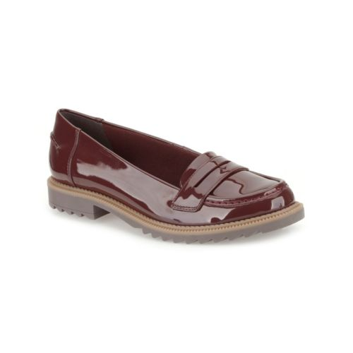 8eec843bc77 Griffin Milly. Oxblood Patent