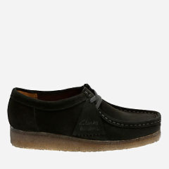 Wallabee. Black originals-womens-wallabee