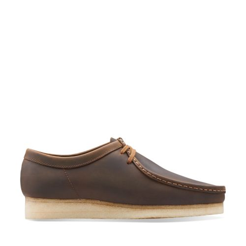 Wallabee Beeswax Leather Originals Mens Shoes
