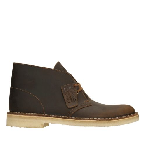 Clarks leather boots for men 2017
