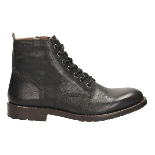 c8727ac5523eb0 Faulkner RiseBlack Leather