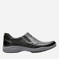 Wavekorey Free Black Leather mens-view-all
