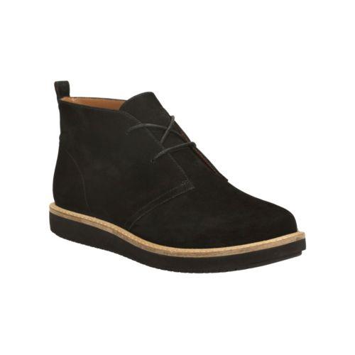 Clarks Glick Willa Damen Desert Boots