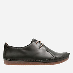 Janey Mae Black Leather womens-view-all