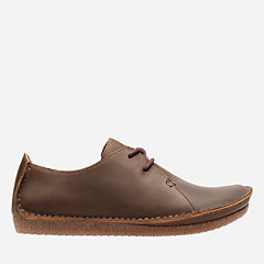 Janey Mae Beeswax Leather womens-casual-shoes
