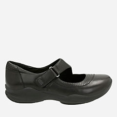 Wave Wish Black Leather womens-view-all