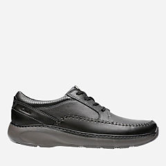 Charton Vibe Black Leather mens-casual-shoes