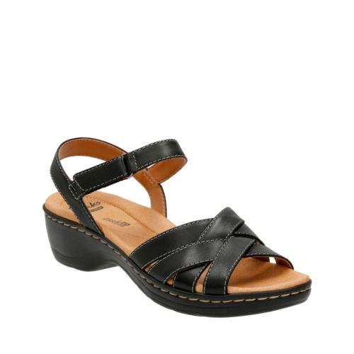 3adff866045 Hayla Pier. Black Leather