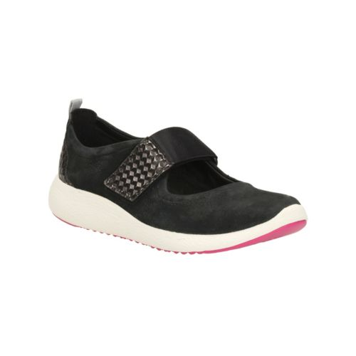 Ladies Clarks Casual Flats Cowley Folly