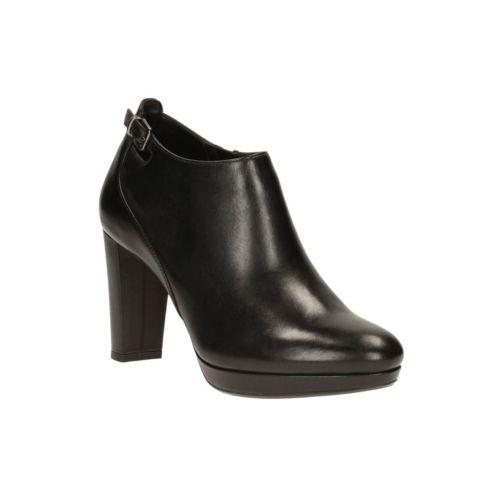 2a53862b1 Kendra Spice. Black Leather