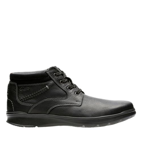 Clarks men's shoes are renowned for their combination of classic style and unparalleled comfort.