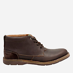 Edgewick Mid Brown Oily Leather mens-casual-boots