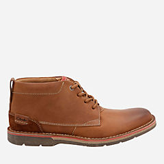 Edgewick Mid Tan Leather mens-casual-boots
