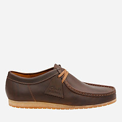 Wallabee Step Beeswax Leather originals-mens
