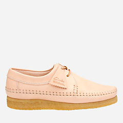 Weaver Natural Veg Tan Leather originals-mens-shoes
