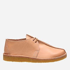 Desert Trek Natural Veg Tan Leather originals-mens-shoes