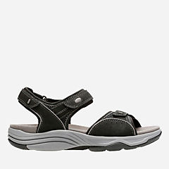 Wave Grip Black Synthetic womens-wave-walk