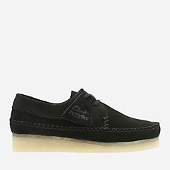 Weaver. Black Suede originals-womens