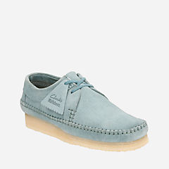 Weaver Blue/Grey Suede originals-mens-shoes