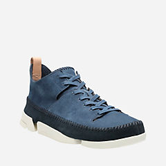 Trigenic Flex Night Blue Nubuck originals-mens-shoes